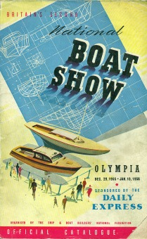 second boat show cover