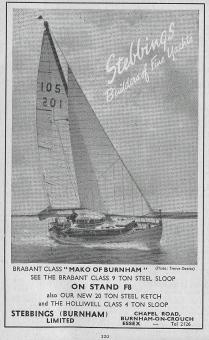 sixth boat show ad