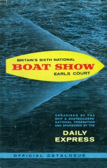 sixth boat show cover