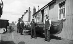 Stebbings on the quay during WW2 years, possibly