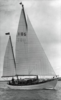 ceol-mara-under-sail